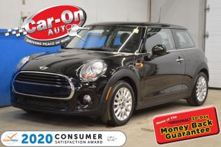 Used 2016 MINI 3 Door COOPER AUTOMATIC Only 28,000km for sale in Ottawa, ON