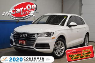 Used 2018 Audi Q5 2.0T Komfort for sale in Ottawa, ON