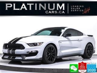 Used 2016 Ford Mustang Shelby GT350, 526HP, MANUAL, TECH PKG, NAV for sale in Toronto, ON
