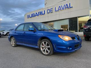 Used 2006 Subaru Impreza 4dr Sdn WRX Manual for sale in Laval, QC