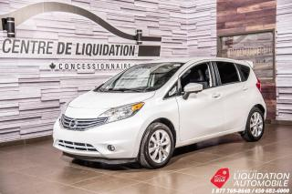 Used 2016 Nissan Versa Note SL+NAV+SIEGE/CHAUFF+CAM/RECUL+BLUETOOTH for sale in Laval, QC