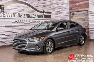 Used 2018 Hyundai Elantra GL+SIEGE+VOLANT/CHAUFF+CAM RECUL+BLUETOOTH+AIR for sale in Laval, QC