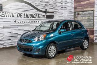 Used 2015 Nissan Micra SV+CAM/RECUL+GR.ELECT for sale in Laval, QC