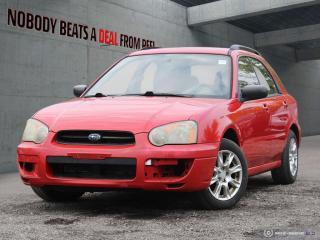 Used 2004 Subaru Impreza TS for sale in Mississauga, ON