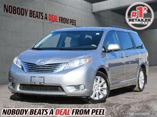 Used 2011 Toyota Sienna 5dr V6 Limited 7-Pass AWD for sale in Mississauga, ON