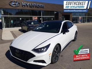 New 2021 Hyundai Sonata 1.6T Sport  - Sunroof -  Heated Seats - $193 B/W for sale in Simcoe, ON