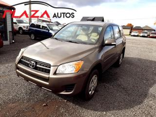 Used 2010 Toyota RAV4 2WD 4DR BASE for sale in Beauport, QC