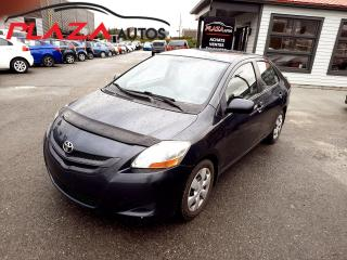 Used 2008 Toyota Yaris 4DR SDN AUTO for sale in Beauport, QC