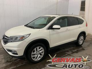 Used 2016 Honda CR-V EX AWD Toit Ouvrant Caméra Bluetooth Mags *Traction intégrale* for sale in Trois-Rivières, QC