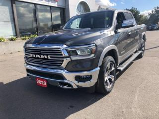 New 2020 RAM 1500 Laramie Crew 4x4 V8 for sale in Hamilton, ON