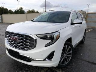 Used 2019 GMC Terrain DENALI AWD for sale in Cayuga, ON