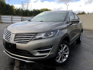 Used 2017 Lincoln MKC SELECT AWD for sale in Cayuga, ON