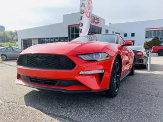 Used 2018 Ford Mustang ECOBOOST **NOUVEL ARRIVAGE** for sale in Chicoutimi, QC