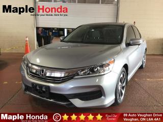Used 2016 Honda Accord LX HS| Backup Cam| Bluetooth| Tint| for sale in Vaughan, ON