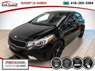 Used 2017 Kia Forte LX+* 5 PORTES* CARPLAY* CAMERA* SIEGES C for sale in Québec, QC