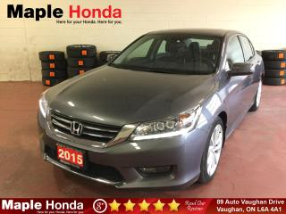 Used 2015 Honda Accord Touring| Loaded| Leather| Navi| for sale in Vaughan, ON