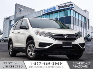 Used 2016 Honda CR-V AWD|CLEAN CARFAX|BACK UP CAMERA|BLUETOOTH for sale in Scarborough, ON