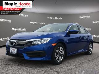 Used 2018 Honda Civic LX| Backup Cam| Bluetooth| for sale in Vaughan, ON