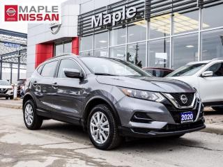 Used 2020 Nissan Qashqai SV Blind Spot Moonroof Apple Carplay Remote Start for sale in Maple, ON