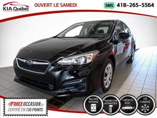 Used 2018 Subaru Impreza ** CONVENIENCE ** AT * 17177 KM * CAMERA for sale in Québec, QC