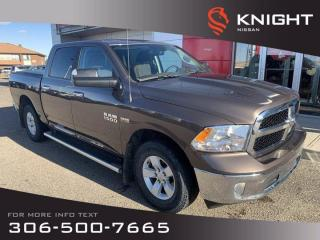 Used 2018 RAM 1500 SLT for sale in Swift Current, SK