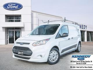 Used 2017 Ford Transit Connect XLT for sale in Oakville, ON