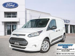 Used 2015 Ford Transit Connect XLT for sale in Oakville, ON