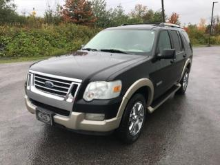 Used 2006 Ford Explorer 4 portes 4,6 L Eddie Bauer 4 RM for sale in Québec, QC