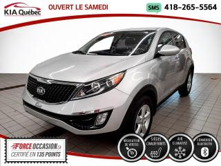 Used 2016 Kia Sportage LX* A/C* SIEGES CHAUFFANTS* BLUETOOTH* for sale in Québec, QC