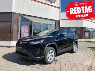 New 2021 Toyota RAV4 Hybrid LE RAV4 HYBRID RAV4 Hybrid LE for sale in Mississauga, ON