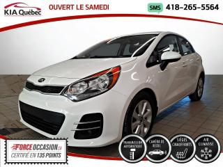 Used 2016 Kia Rio5 EX* A/C* CAMERA* SIEGES CHAUFFANTS* for sale in Québec, QC