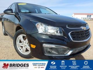 Used 2016 Chevrolet Cruze Limited LT**Sunroof | Remote Start | Low KM** for sale in North Battleford, SK