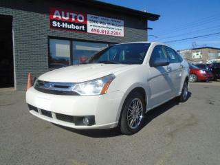 Used 2011 Ford Focus SE for sale in St-Hubert, QC