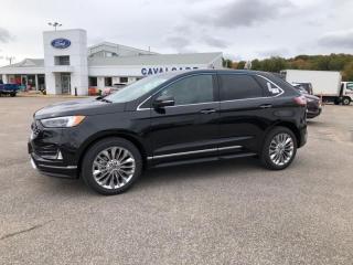 New 2020 Ford Edge Titanium for sale in Bracebridge, ON