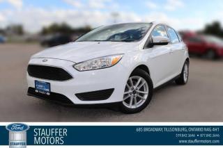 Used 2017 Ford Focus SE for sale in Tillsonburg, ON