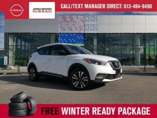New 2020 Nissan Kicks SR for sale in Kingston, ON