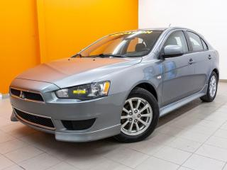 Used 2014 Mitsubishi Lancer SE AUTOMATIQUE BLUETOOTH *TOIT OUVRANT* for sale in Mirabel, QC