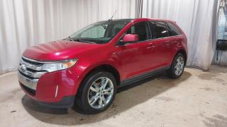 Used 2011 Ford Edge Limited 4 portes, traction intégrale V6 for sale in Sherbrooke, QC