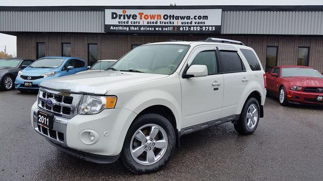 2011 Ford Escape Limited ONLY 37000 KMS V6 AWD