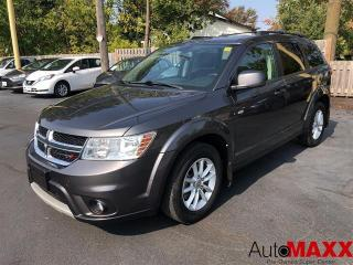 Used 2015 Dodge Journey SXT - SUNROOF, NAVIGATION, DVD, REMOTE START! for sale in Windsor, ON