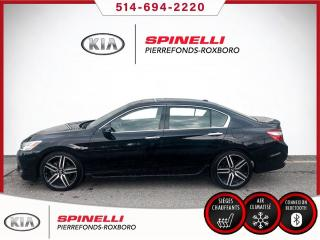 Used 2017 Honda Accord Touring ACCORD TOURING for sale in Montréal, QC