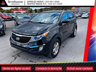 Used 2015 Kia Sportage LX**BLUETOOTH**BANCS CHAUFFANTS** for sale in Terrebonne, QC