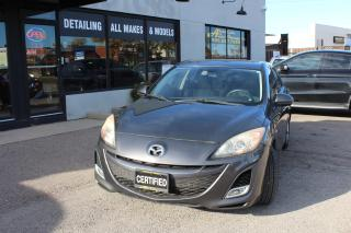 Used 2010 Mazda MAZDA3 S Sport Sunroof Sport for sale in Oakville, ON