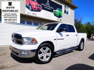 Used 2011 RAM 1500 SLT for sale in Orillia, ON