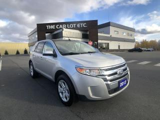Used 2013 Ford Edge SEL AWD for sale in Sudbury, ON