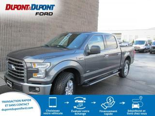Used 2016 Ford F-150 Cab SuperCrew 4RM 145 po xlt xtr for sale in Gatineau, QC