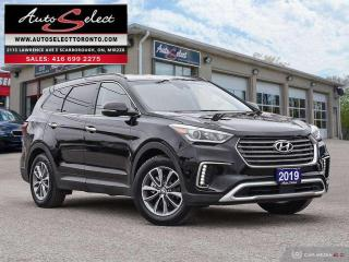 Used 2019 Hyundai Santa Fe XL Preferred AWD ONLY 67K!  **7 PASSENGER**BACK-UP CAM*CARPLAY* for sale in Scarborough, ON