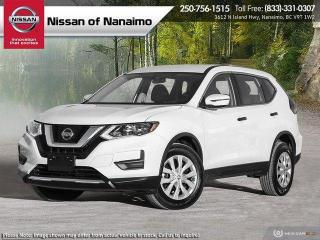 New 2020 Nissan Rogue S for sale in Nanaimo, BC