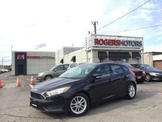 Used 2015 Ford Focus 2.99% Financing - SE HATCH - 5SPD - HTD SEATS - REVERSE CAM for sale in Oakville, ON