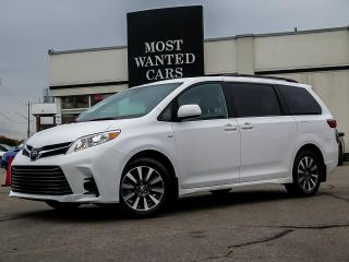 Used 2019 Toyota Sienna LE|AWD|BACK UP CAMERA|TOUCHSCREEN|BLUETOOTH|18